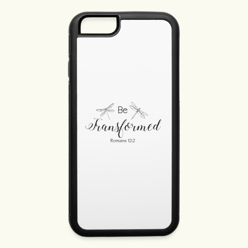 Be Transformed Shop - iPhone 6/6s Rubber Case