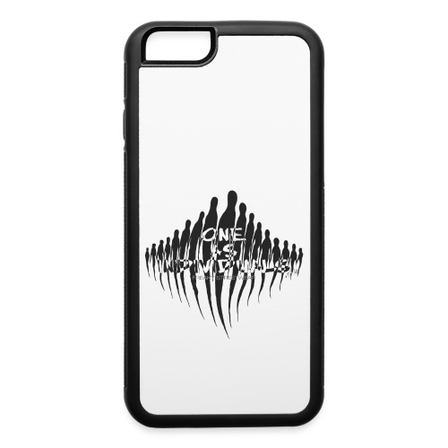 one as individuals - iPhone 6/6s Rubber Case