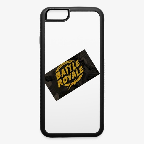 Fortnite my the best one surive - iPhone 6/6s Rubber Case