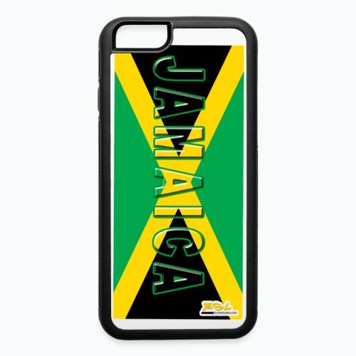 JAMAICA - iPhone 6/6s Rubber Case