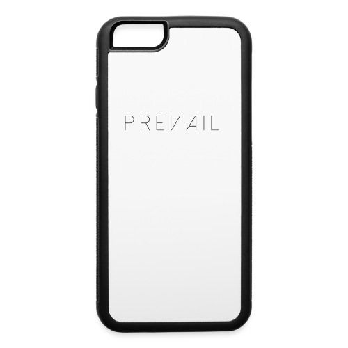 Prevail White - iPhone 6/6s Rubber Case