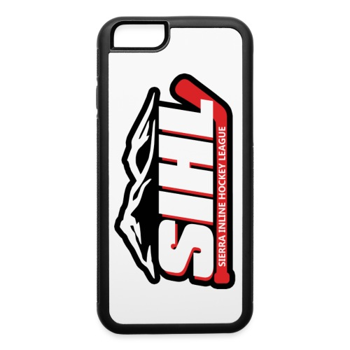 SIHL Outlined Rotated - iPhone 6/6s Rubber Case
