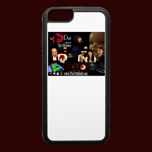 The 13th Doll Cast and Puzzles - iPhone 6/6s Rubber Case