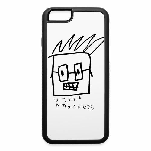 Uncle Knackers Self Portrait. - iPhone 6/6s Rubber Case
