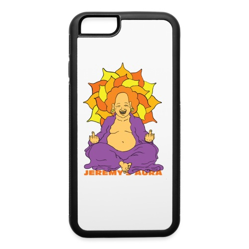 Laughing At You Buddha - iPhone 6/6s Rubber Case