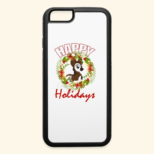 OKAPI HOLIDAY - iPhone 6/6s Rubber Case