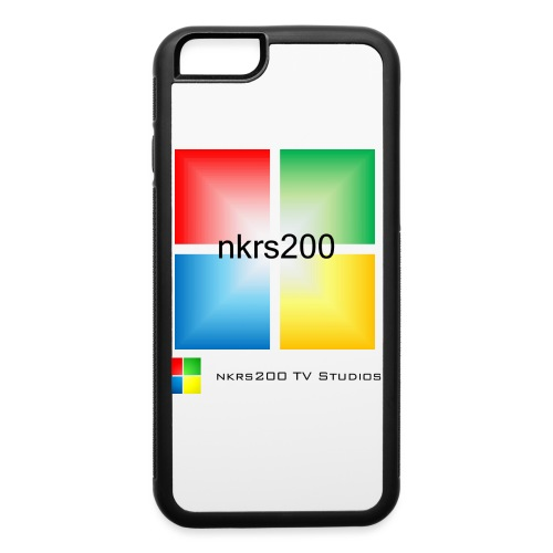 new logo 300percent - iPhone 6/6s Rubber Case