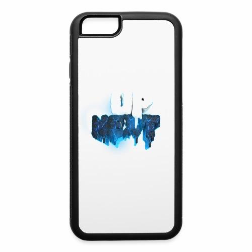 Font Blue - iPhone 6/6s Rubber Case
