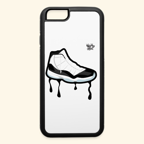 air jordan vector - iPhone 6/6s Rubber Case