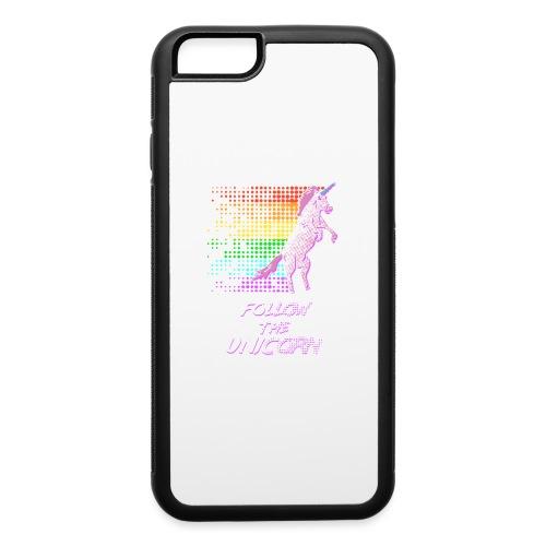 Follow The Unicorn - iPhone 6/6s Rubber Case