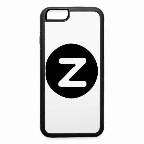 z logo - iPhone 6/6s Rubber Case
