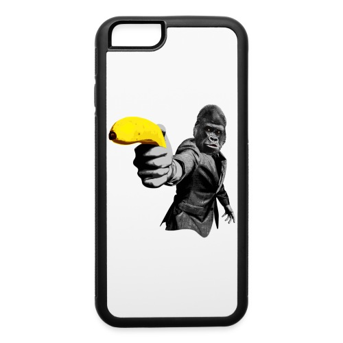 Officer Ape 001 - iPhone 6/6s Rubber Case