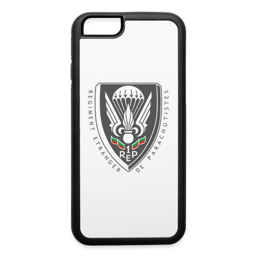 1er REP - Regiment - Badge - Dark - iPhone 6/6s Rubber Case