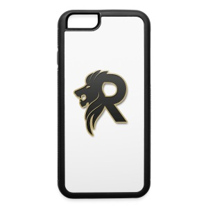 rubzys Merch logo - iPhone 6/6s Rubber Case