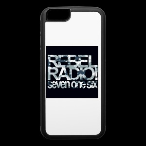 Rebel Radio 716 Camo Logo - iPhone 6/6s Rubber Case
