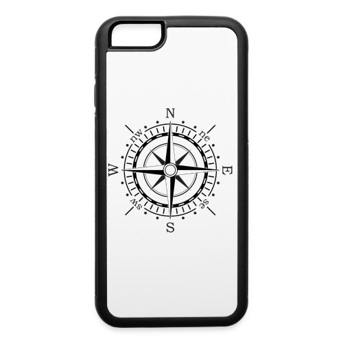 Compass - iPhone 6/6s Rubber Case