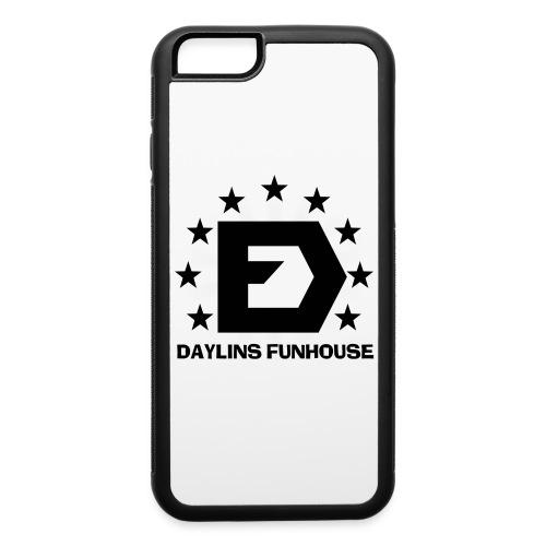 DF Classic Logo - iPhone 6/6s Rubber Case
