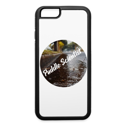 Puddle Scientist - iPhone 6/6s Rubber Case