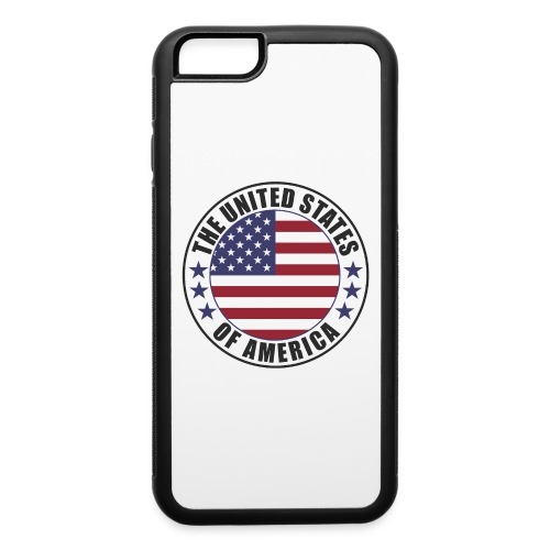 The United States of America - USA - iPhone 6/6s Rubber Case