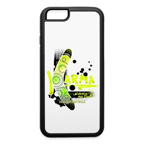 KARMA - iPhone 6/6s Rubber Case