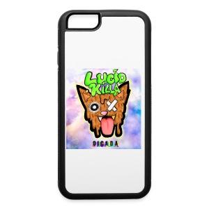 Lucid Killa Cicada - iPhone 6/6s Rubber Case