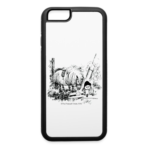 PonyFail Thelwell Cartoon - iPhone 6/6s Rubber Case