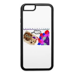 Im Cute Merchandise - iPhone 6/6s Rubber Case