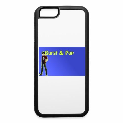 Burst & Pop Thumnail! - iPhone 6/6s Rubber Case