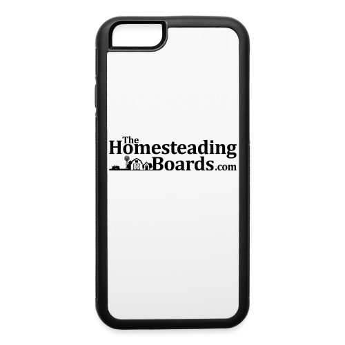 THB Black Logo BW 01 png - iPhone 6/6s Rubber Case