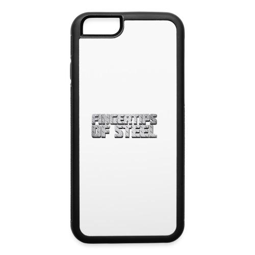 Fingertips of Steel - iPhone 6/6s Rubber Case