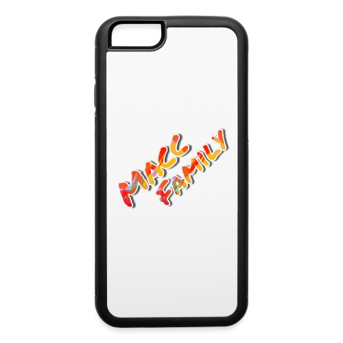MACC FAMILY - iPhone 6/6s Rubber Case