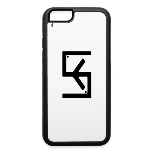 Soft Kore Logo Black - iPhone 6/6s Rubber Case