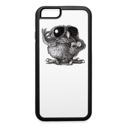 Cool Owl - iPhone 6/6s Rubber Case
