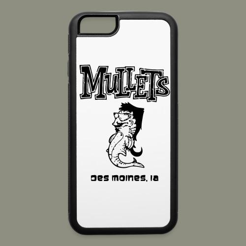 mulletmain black - iPhone 6/6s Rubber Case