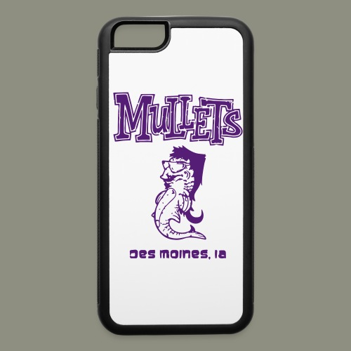 Mullets Color Series - iPhone 6/6s Rubber Case