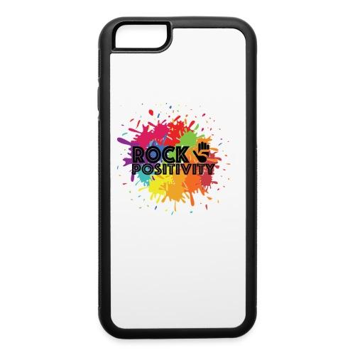 Rock Positivity - iPhone 6/6s Rubber Case
