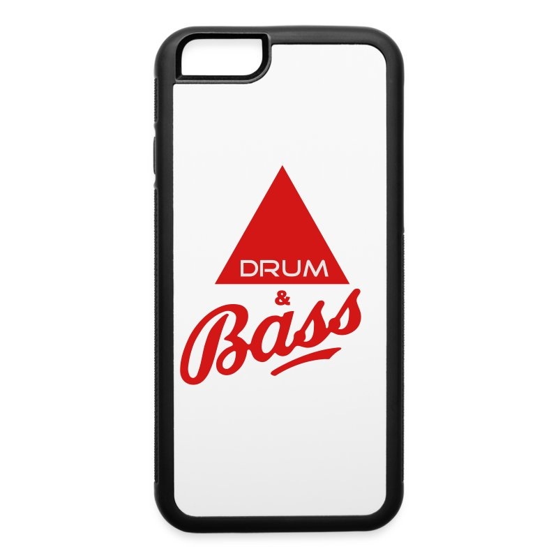 Drum and Bass - iPhone 6/6s Rubber Case