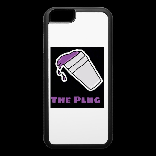 the Plug logo - iPhone 6/6s Rubber Case