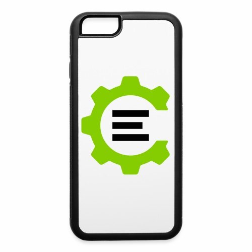 Giant Logo - iPhone 6/6s Rubber Case