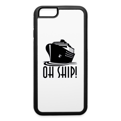 final ohship - iPhone 6/6s Rubber Case