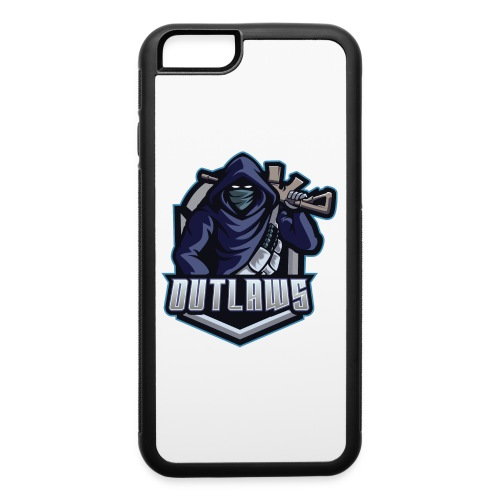 Outlaws Gaming Clan - iPhone 6/6s Rubber Case