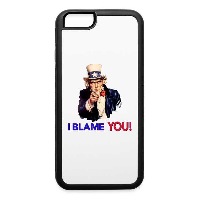 WWII Uncle Sam Pointing iphone case