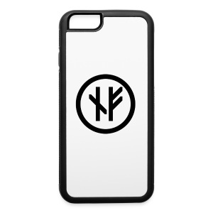 Northman fitness logo - iPhone 6/6s Rubber Case