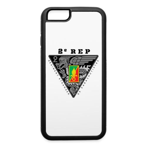 2e REP - Foreign Legion - Badge - Dark - iPhone 6/6s Rubber Case