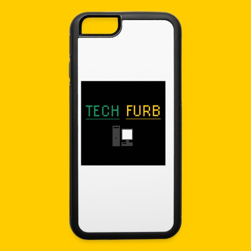 TechFurb Logo - iPhone 6/6s Rubber Case