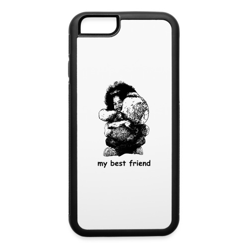 My best friend (girl) - iPhone 6/6s Rubber Case