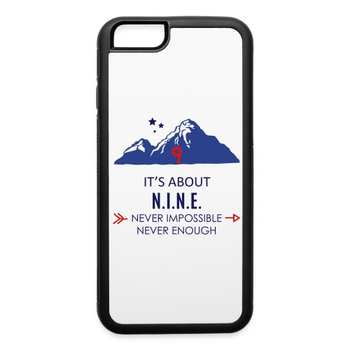 Design Mountain NEW - iPhone 6/6s Rubber Case