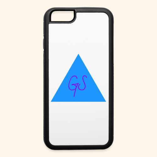 Prisms by Grace S - iPhone 6/6s Rubber Case