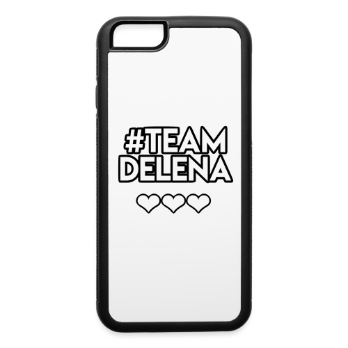 #TEAMDELENA Merchandise - iPhone 6/6s Rubber Case
