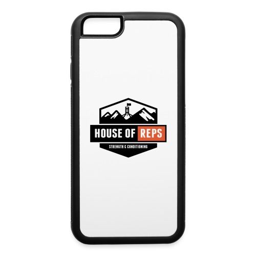 Logo Outlined - iPhone 6/6s Rubber Case